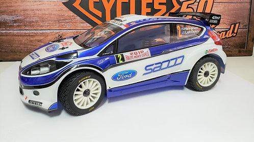 FORD FIESTA S2000 1/9 GP 4WD DRX 2010 - KYO31050