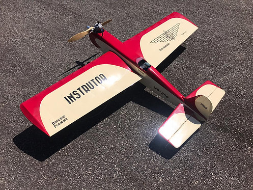 Aeromodelo Instrutor VCC U-Control - Kit