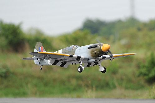 Aeromodelo Spitfire MK2 46-55 - ARF - Elétrico e Combustão Phoenix