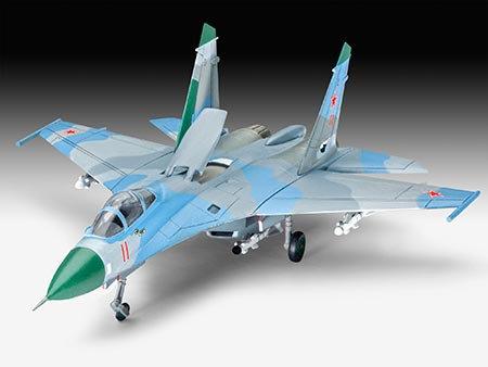 Suchoi Su-27 Flanker  1/144 - REV 03948