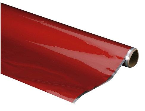 Monokote (66 x 182 cm) - Vemelho Metálico - Top Flite