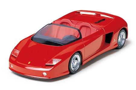 Ferrari Mythos - 1/24 Tamiya