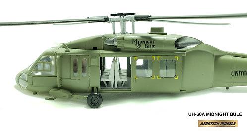 Helicóptero Militar UH-60A 101st airborne - Easy Model 1:72