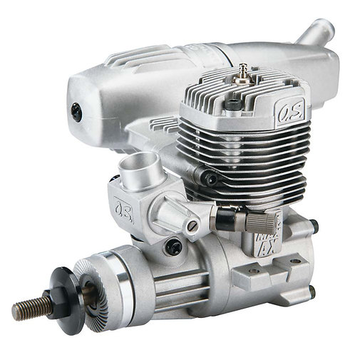Motor O.S. 55AX (Metanol)