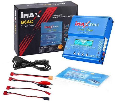 Carregador de Baterias IMAX B6AC80W