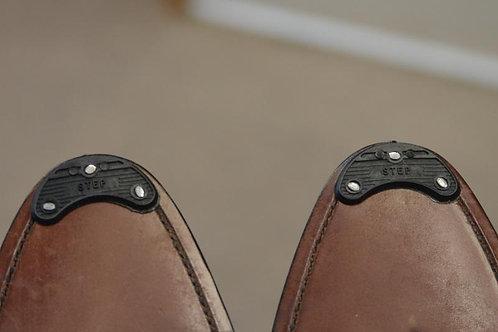 Plastic toe plates 1 pair