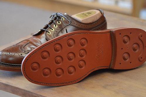 Red Dainite soles Heels