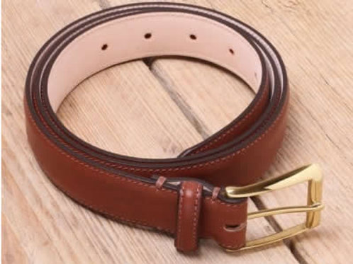 Gaziano Girling Leather Belt