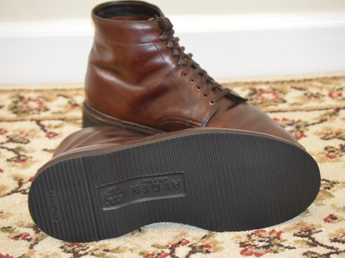 Alden Goodyear Wedge outsole