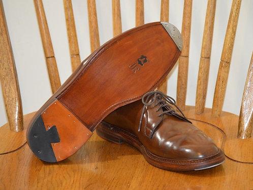 Alden (JR) Full Soles & Alden Heels
