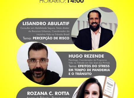 Semana Nacional de Trânsito na Rede PVT Paraná