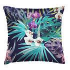 Flower Pattern Pillow