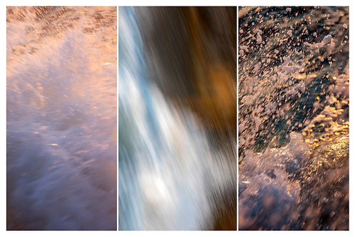High Tide (triptych)
