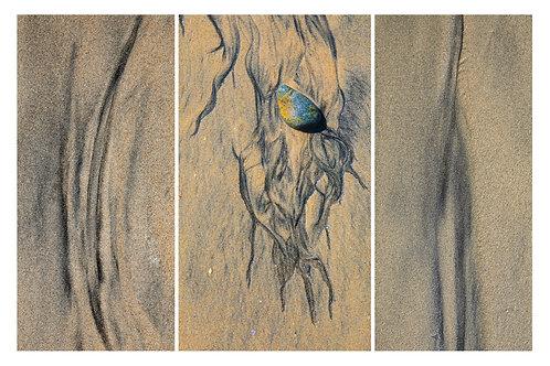 Tidal Meditation II (triptych)