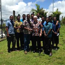 Preachers in Training