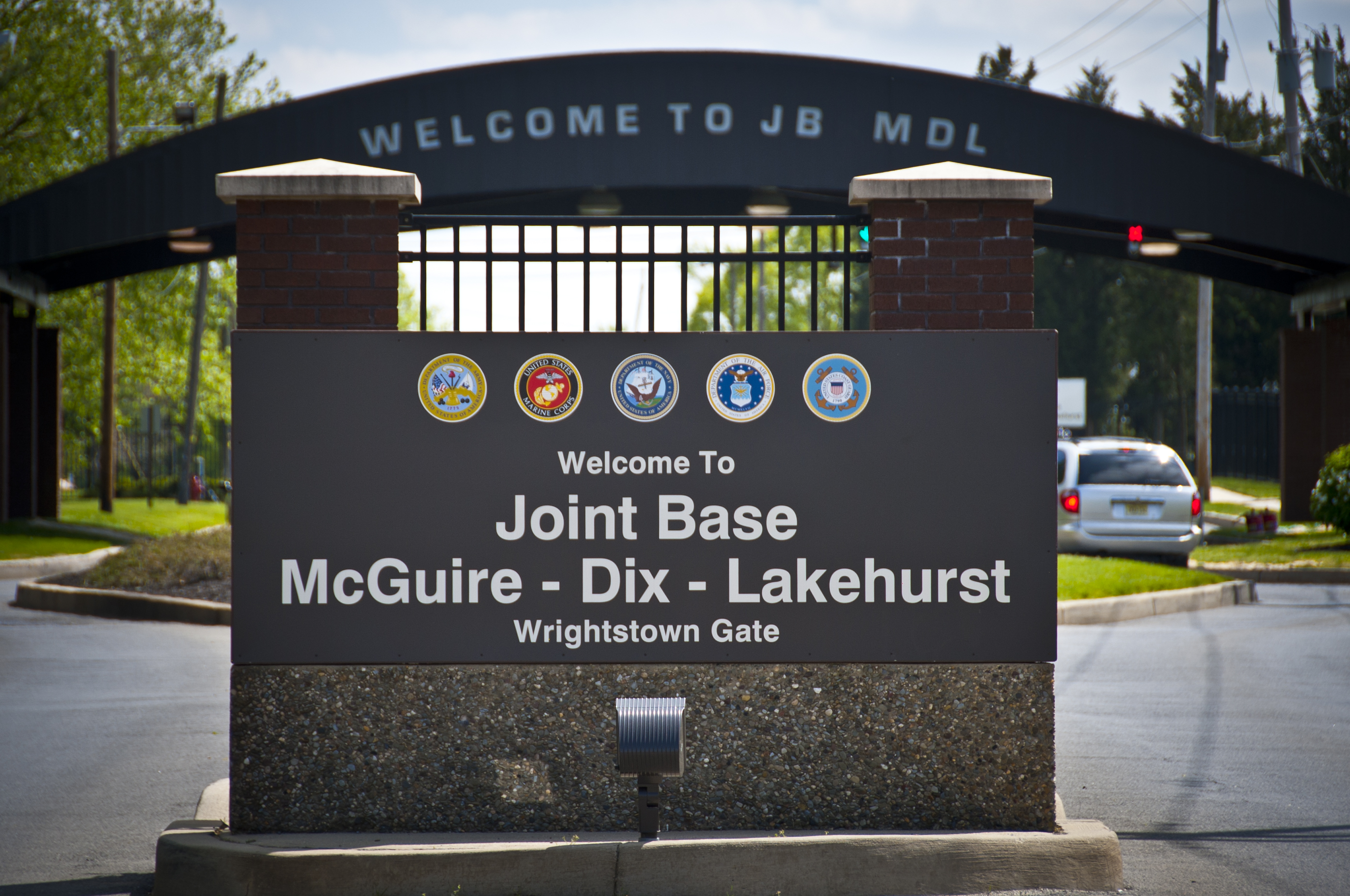 Lakehurst Naval Engineering Base