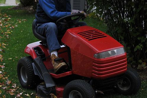 Tracteurs à pelouse