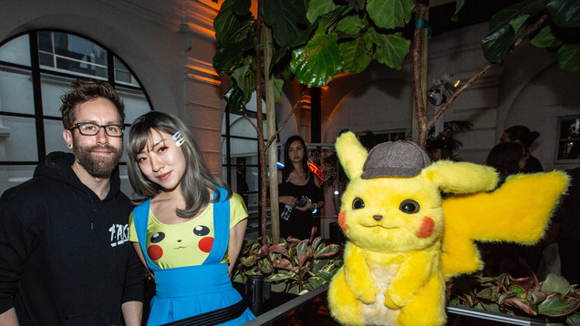 Visionary_Experiential_Creative_Agency_Event_Pokemon Detective Pikachu_3