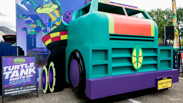 Visionary_Experiential_Creative_Agency_Event_Nickelodeon RTMNT_3
