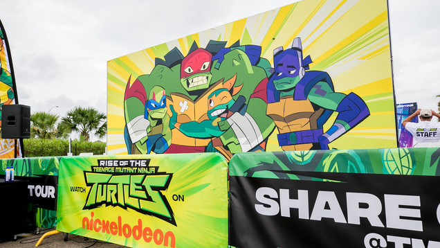 Visionary_Experiential_Creative_Agency_Event_Nickelodeon RTMNT_2