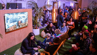 Visionary_Experiential_Creative_Agency_Event_Dolby x AMAS_Airstream Experience_11