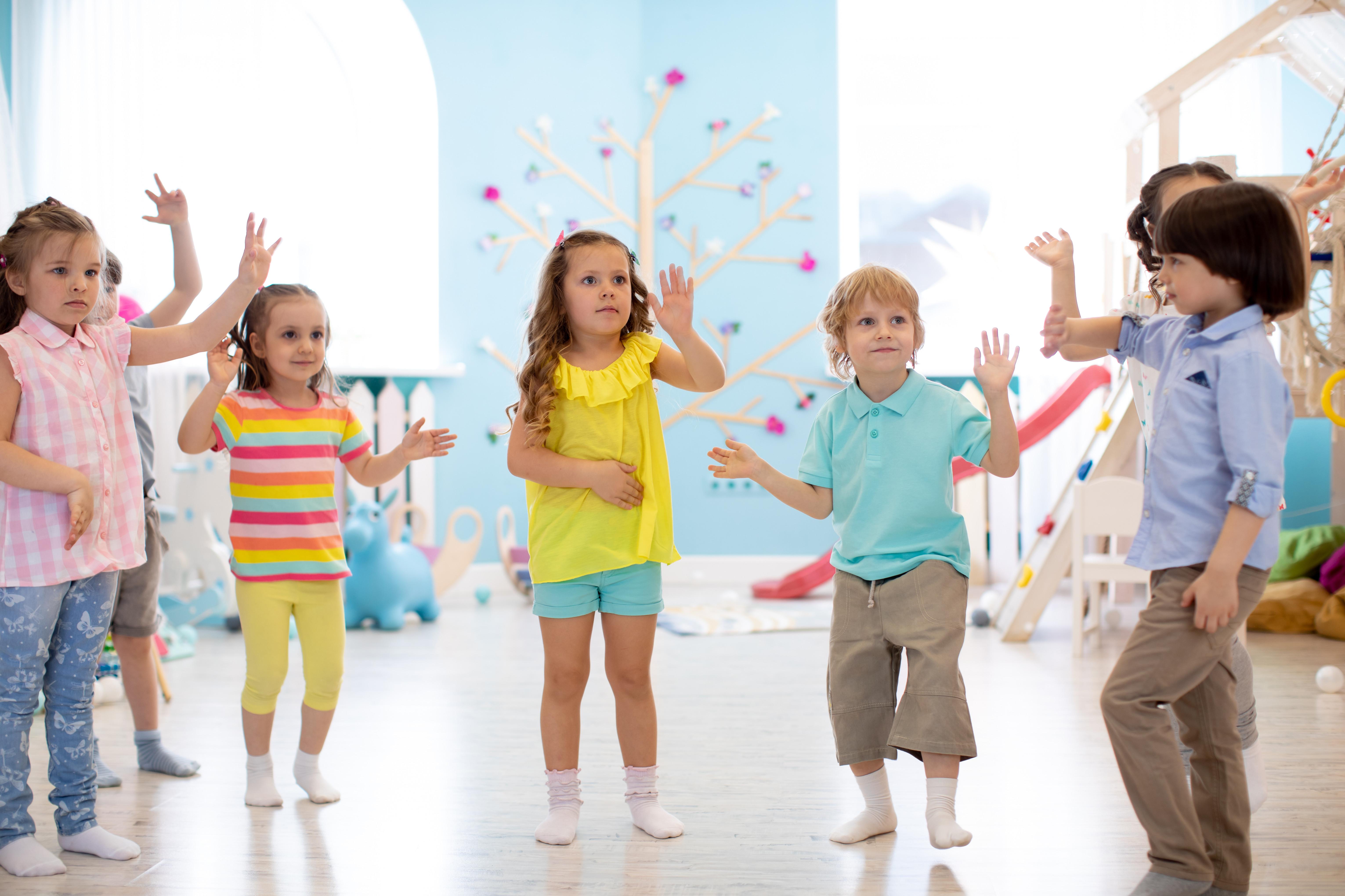 Preschool Mindful Movement