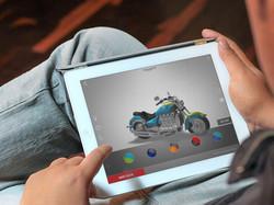 3D Digital Configurator Apps