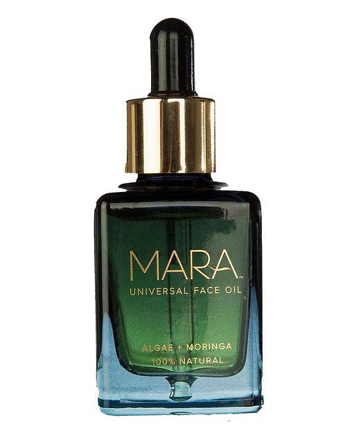 UNIVERSAL FACE OIL ALGAE + MORINGA - MARA