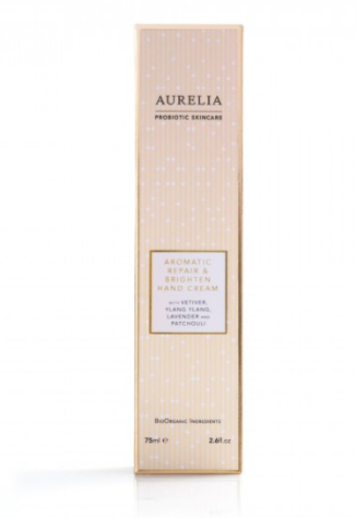 AROMATIC REPAIR & BRIGHTEN HAND CREAM - AURELIA PROBIOTIC SKINCARE