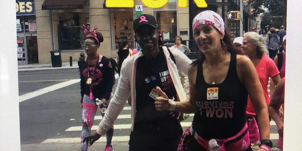 Brielle Grace Breast Cancer Foundation's Virtual 10K  Walk / Run