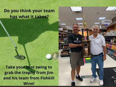 Does your Golf Team have what it takes?