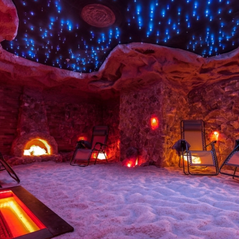 An Afternoon of Renewal at the Salt Cave  (1)