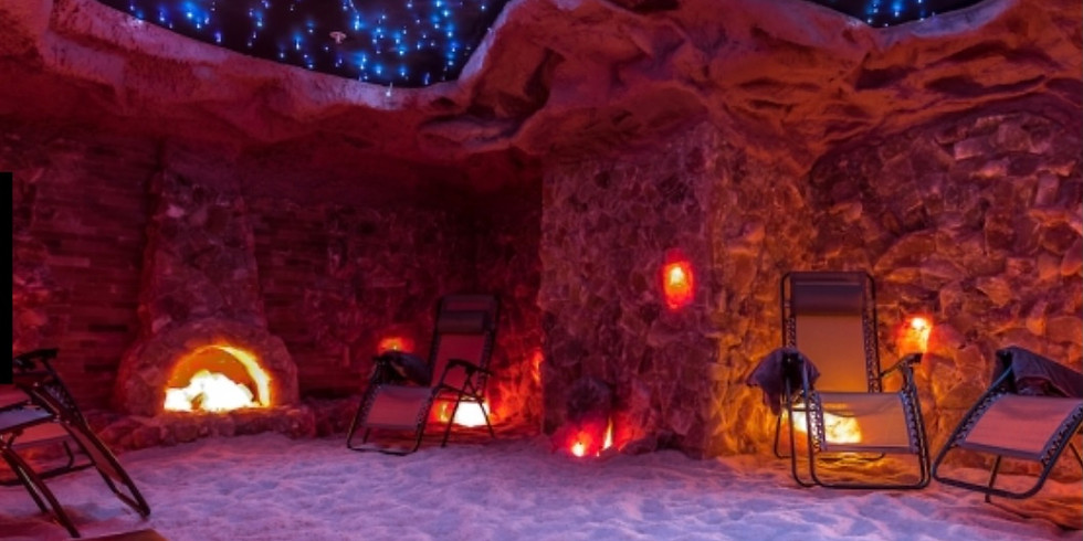An Afternoon of Renewal at the Salt Cave