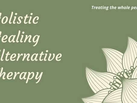 Holistic Healing Alternative Therapy