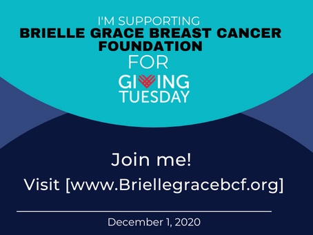 It's Time Giving Tuesday Is Here!