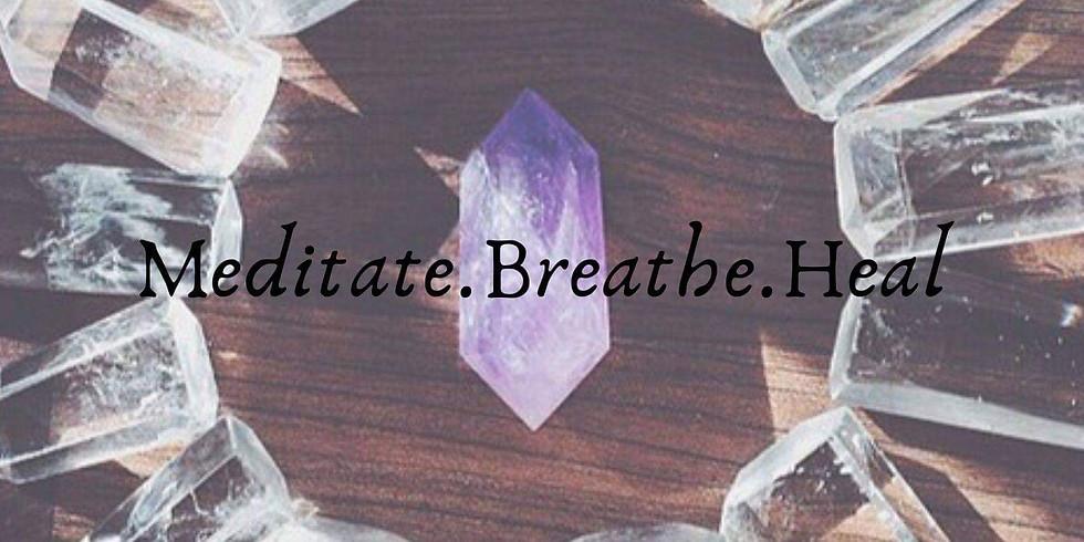 Meditate.Breathe.Heal