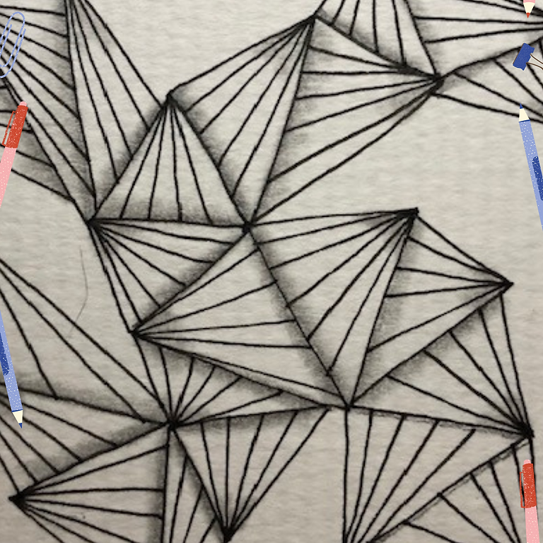Free  Zentangle Class Therapeutic Fun and Stress Free  No Experience Necessary! (4)