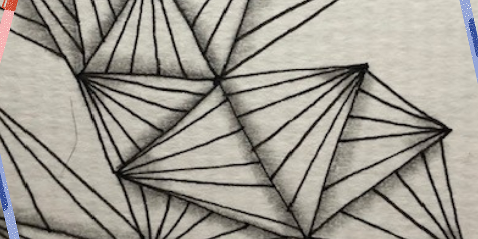 Free  Zentangle Class Therapeutic Doodling for  Adults