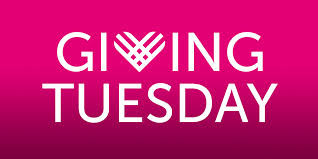 #Giving Tuesday December 1st!