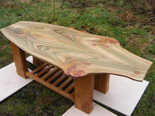 flower bud coffee table