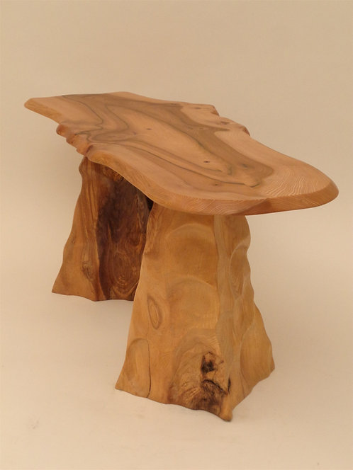 sculpted coffee table
