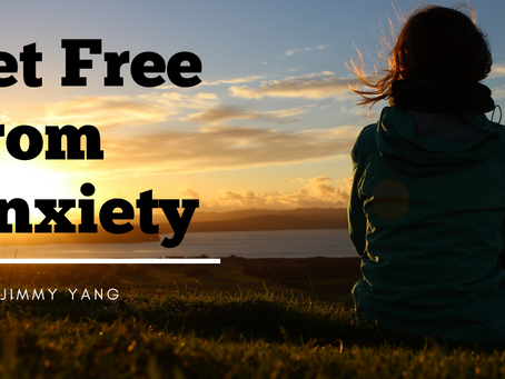 Set Free From Anxiety