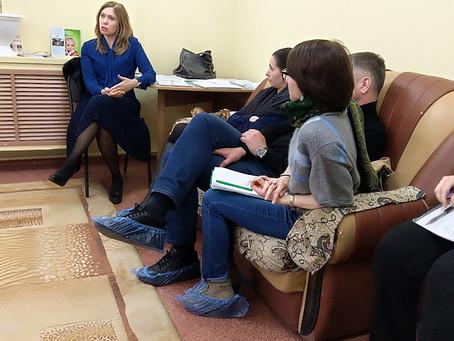 Правовая лекция в Школе замещающих родителей