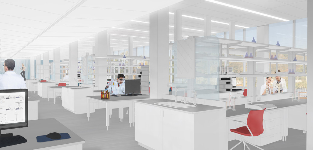 Confidential Research Lab