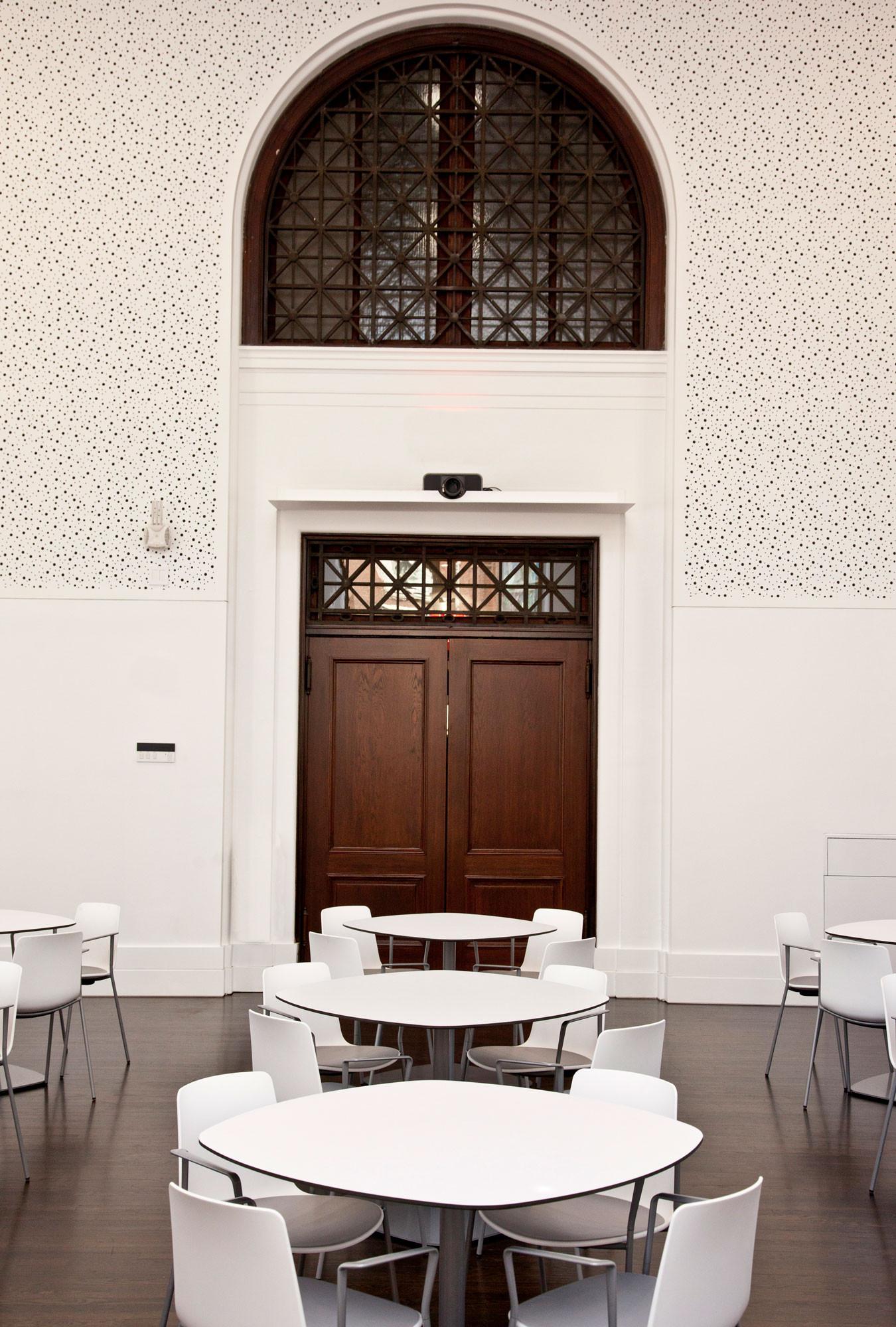 Columbia University GSAS Lounge