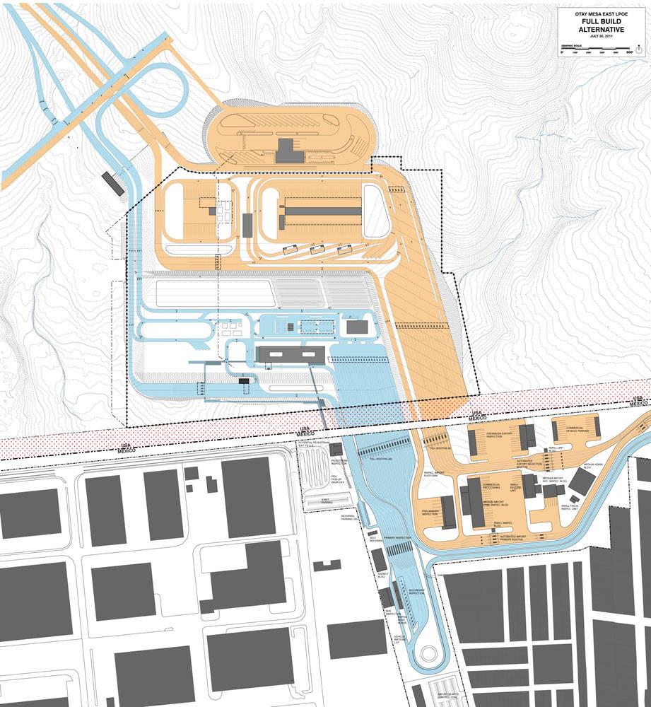 U.S. Land Port of Entry