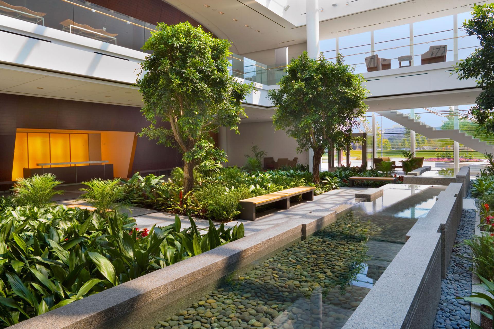 Capital One Conference Center & Atrium