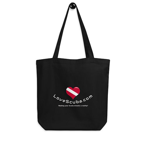 LoveScuba Eco Tote Bag