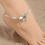 Thumbnail: Beach Beaded Starfish Anklet Ankle Bracelet