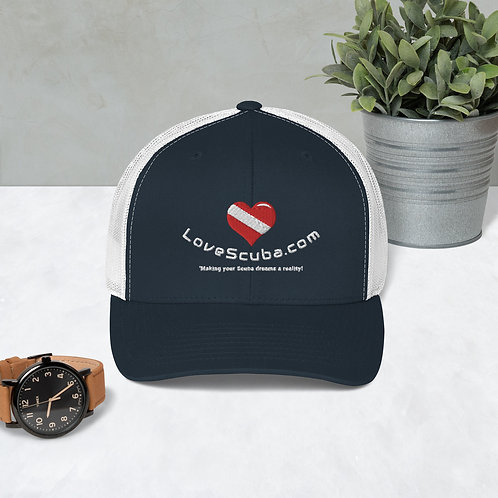 LoveScuba Unisex Baseball Cap
